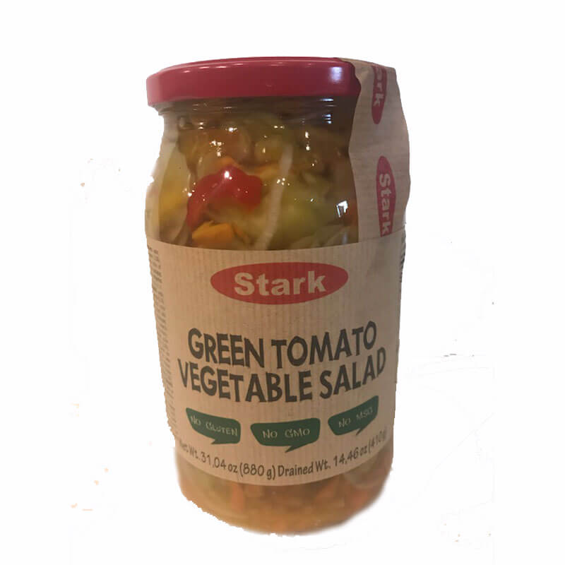 Stark Green Tomato Vegetable Salad 870g