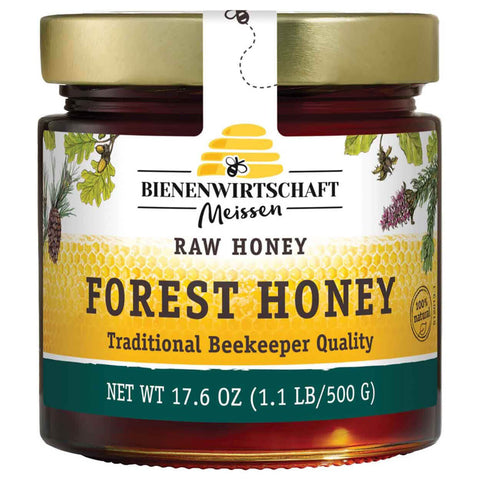 Bienenwirtschaft Forest Honey Jar 500g