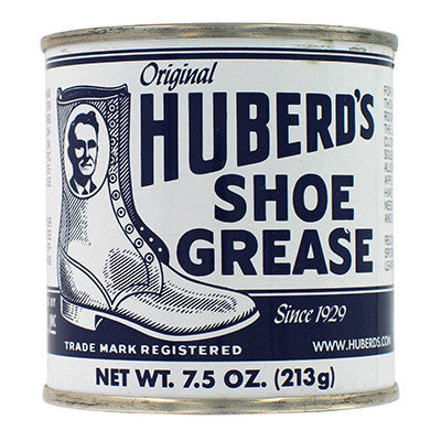 HUBERD'S SHOE GREASE