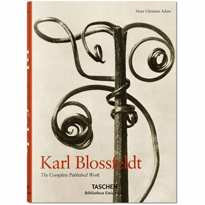 Blossfeldt: The Complete Published Work