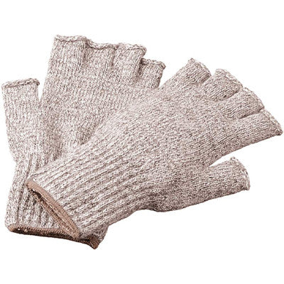 Fox Rover Mills Mid-Weight Fingerless gloves