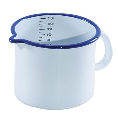MUNDER MILK POT WITH MEASURE