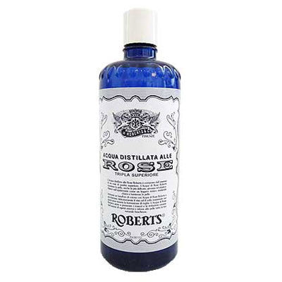 ROBERT'S ROSE WATER
