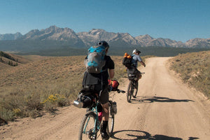 Idaho Hot Springs Bikepacking