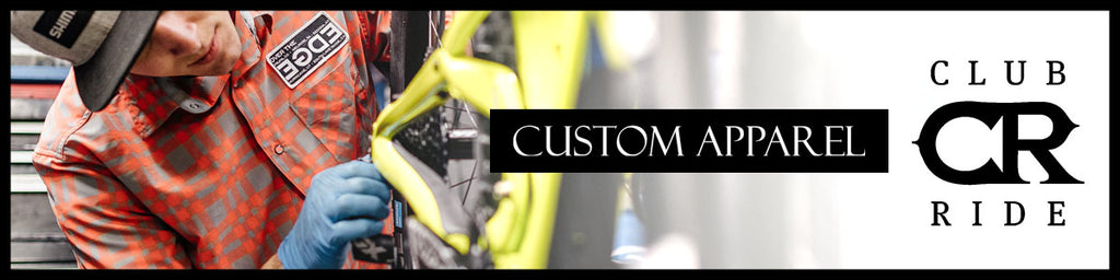Custom Bike Clothing
