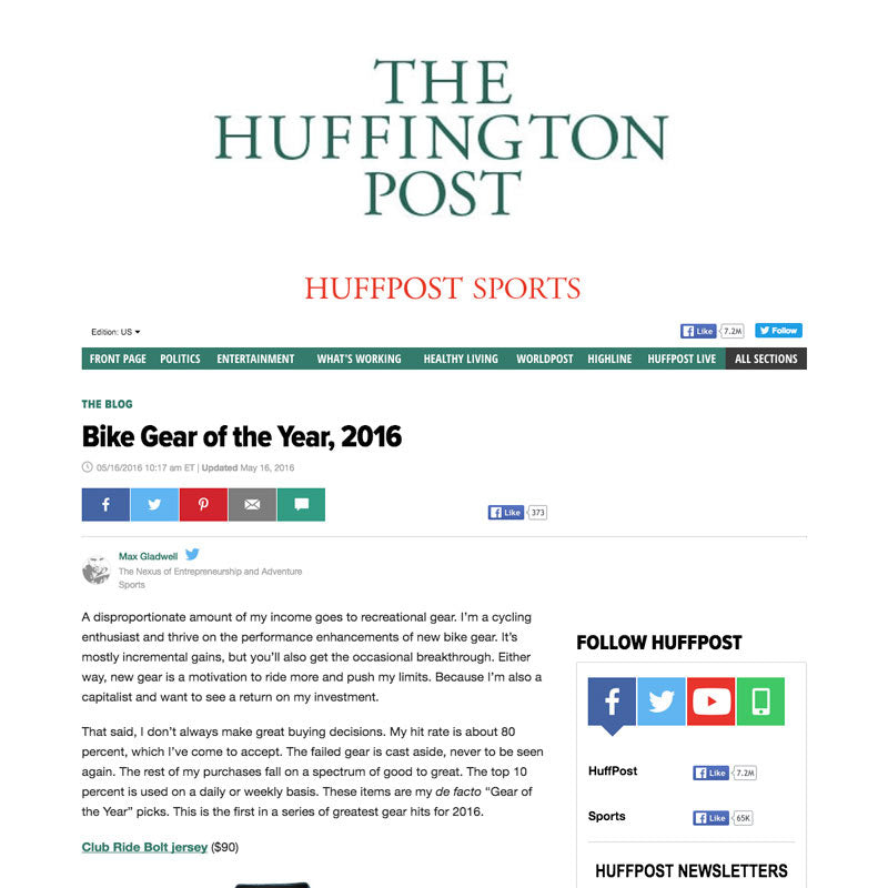 Huffington Post Review