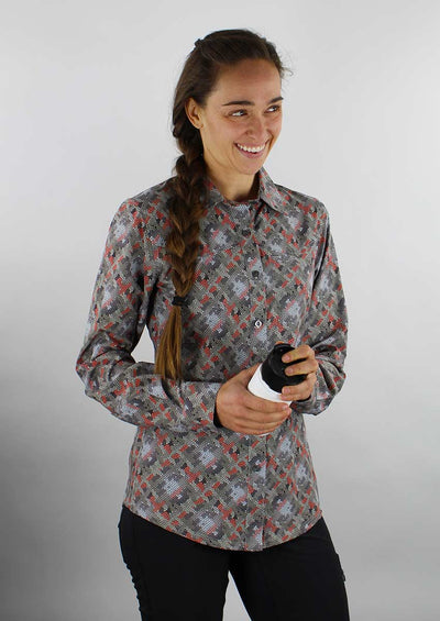 W's Gracie Long Sleeve Shirt
