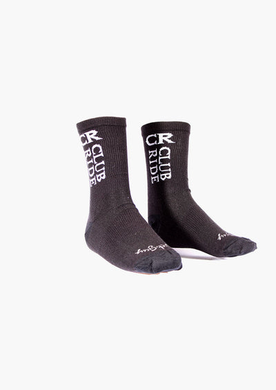 Club Ride Logo Sock
