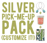 customizable combo pack . sterling silver