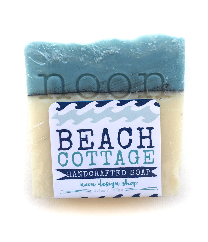 handmade soap . beach cottage