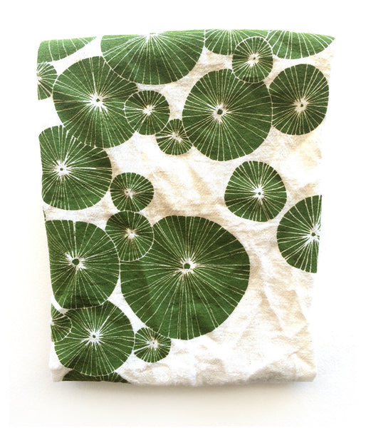 flower sack tea towel . urchin©