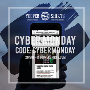 Cyber Monday - 20% Off (Online Only)