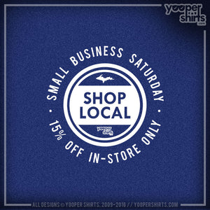 SMALL BUSINESS SATURDAY (11.26.16)