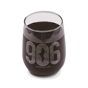 """906"" 17 oz. Wine Glass"