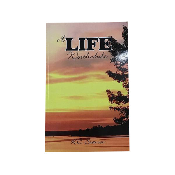 "Book - ""A Life Worthwhile"" Paperback"