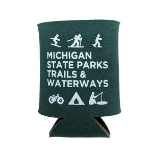"""Michigan Snowflake/Things To Do"" Forest Can Cozy"