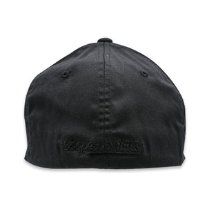 "Hat - ""Superior"" Black FlexFit Structured Cap"