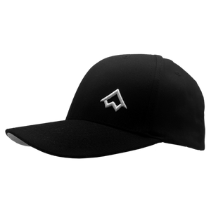 "Hat - ""NWCo. (Icon)"" 3D PUFF Black Flexfit Structured Cap"