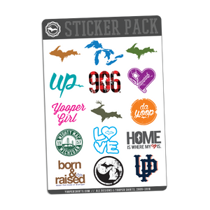 "Sticker Pack - ""YS Sticker Pack #2"""