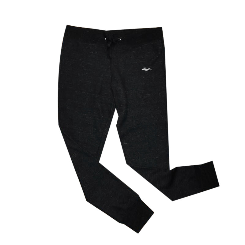 """U.P. Silhouette"" Black Fleece Women's Joggers"