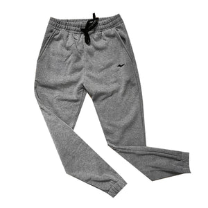 """U.P. Silhouette"" Heather Grey Fleece Men's Joggers (ONLINE ONLY)"
