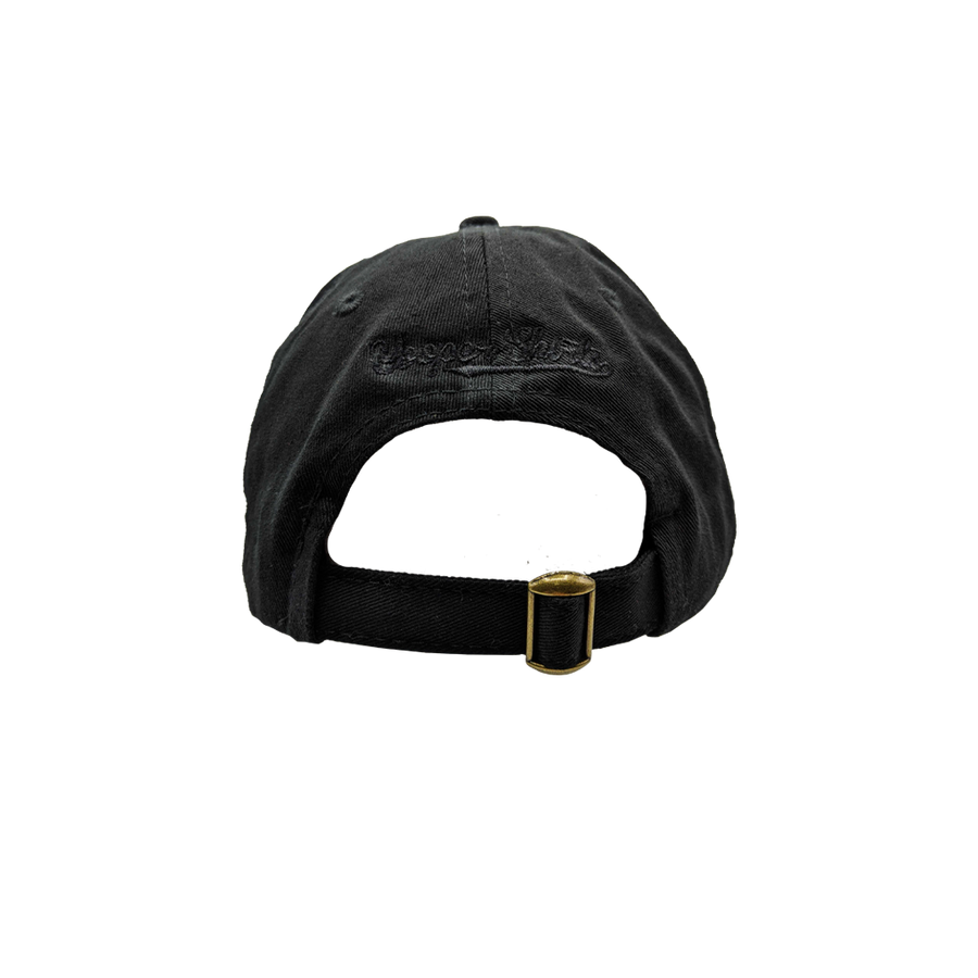 "Hat - ""UP Tree"" Black Classic Dad's Cap"