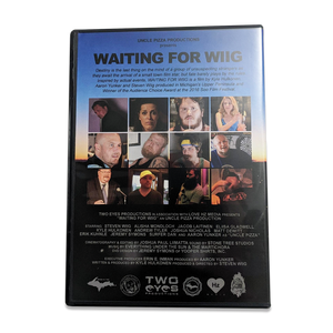 DVD - Waiting for Wiig