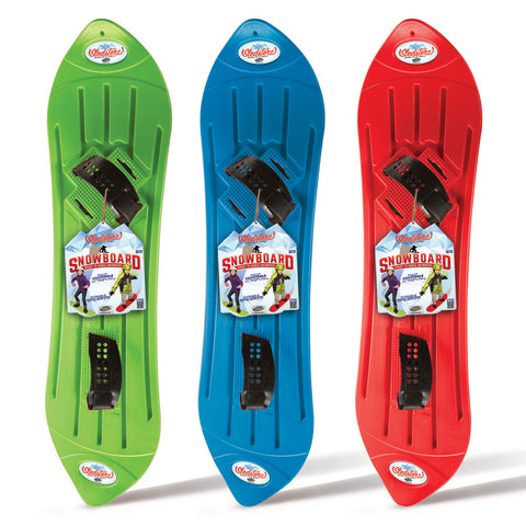 Sledsterz™ Snowboard in Assorted Colors