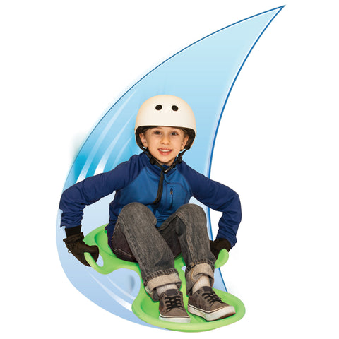 Sledsterz™ SPOON SLED in Assorted Colors