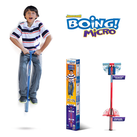 Jumparoo BOING! Micro Pogo Stick