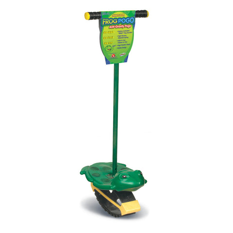 Jumparoo Frog Pogo for Kids 26-62 Lbs.