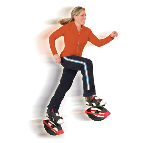 Air Kicks Anti-Gravity Running Boots, Medium for 99-176 Lbs.