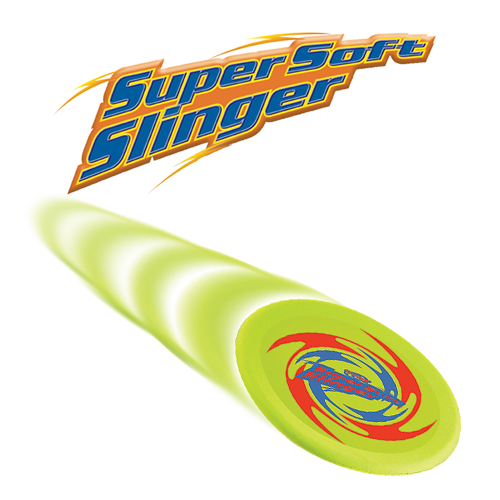 Super Soft Slinger Giant 18-Inch Foam Flying Disc