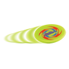 Super Soft Slinger 12-Inch Foam Flying Disc