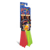 Pump Rocket Finger Flingers, Set of Rubberband Rocket Launchers