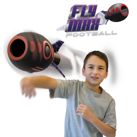 Aerodynamic FLY MAX: The 100-Yard Football