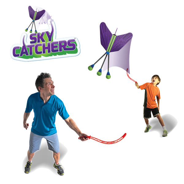 Sky Catchers - Launch & Catch High-Flying Game (up to 100 Feet!)