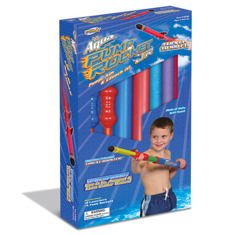 Aqua Pump Rocket JR - Double Water Set