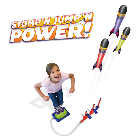 Jump Rocket® Triple Shotz Set