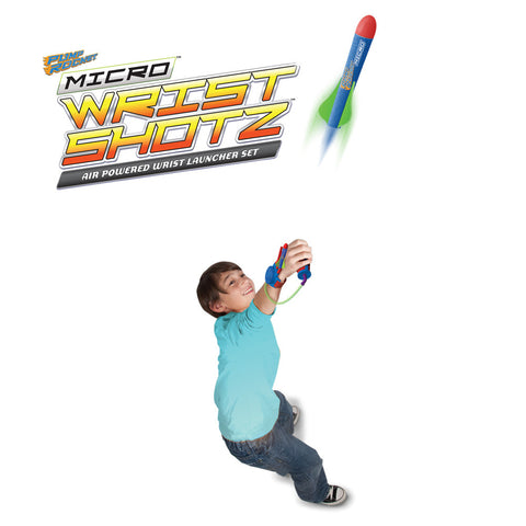 Pump Rocket Micro Wrist Shotz