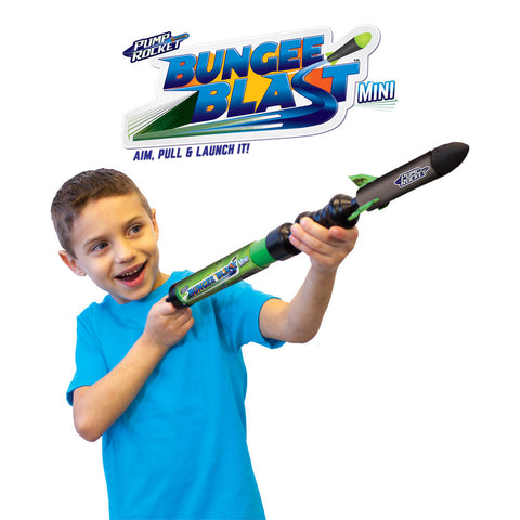 Pump Rocket Bungee Blast Mini