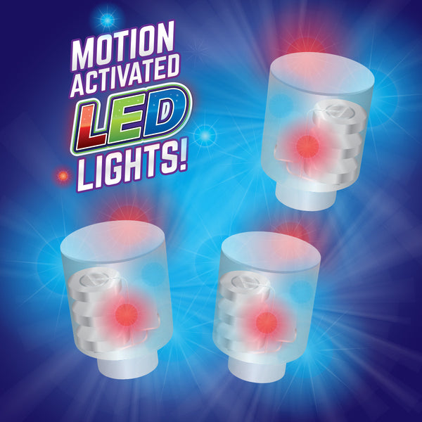 LED MOTION ACTIVATED LIGHT - (Replacement) Pack of 3