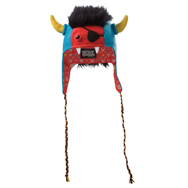 Beasty Buddies PIRATE ZORLAG Fleece Monster Hat