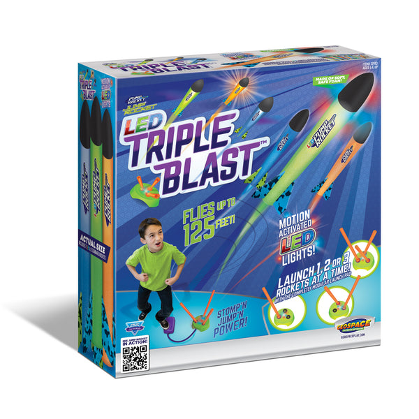 Jump Rocket® Triple Blast Set