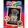 Sequin Art® Red, Pug, Sparkling Arts and Crafts Picture Kit
