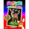 Sequin Art® Red, Fawn, Sparkling Arts and Crafts Picture Kit