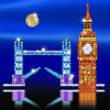 Sequin Art® Style, London, Sparkling Arts and Crafts Picture Kit