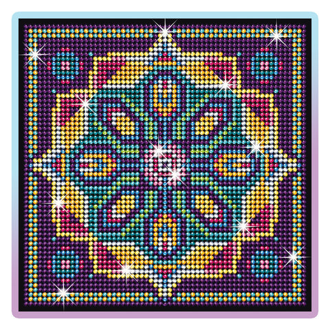 Flower of Life PATTERN Diamond Art Sparkling Crafts Picture Kit