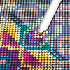 Sequin Art® DIAMOND ART, Butterfly, Sparkling Arts and Crafts Picture Kit