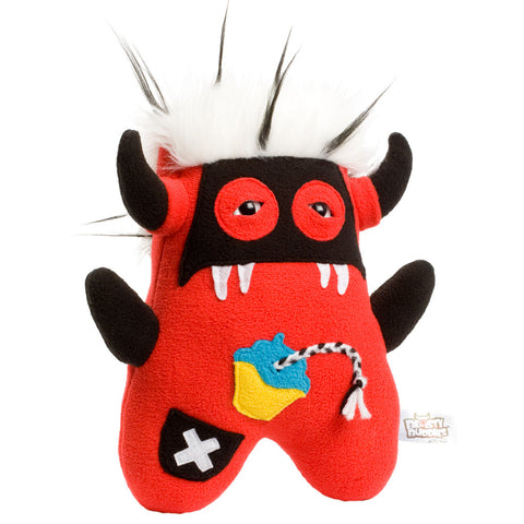 Beasty Buddies BOMBIX Plush Monster